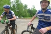 Dr. Hicks Competes in Pisgah 55 Bike Race image